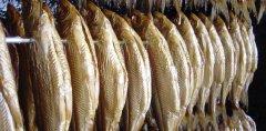 frischer Räuscherfisch